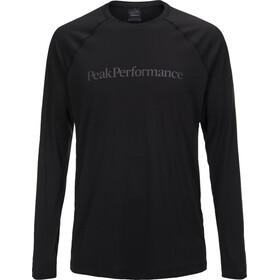 Peak Performance Gallos Co2 LS Tee Herr black